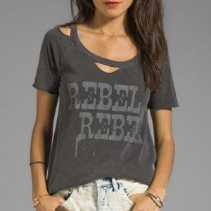 {Chaser} Brand New Rebel Rebel Deconstructed Tee